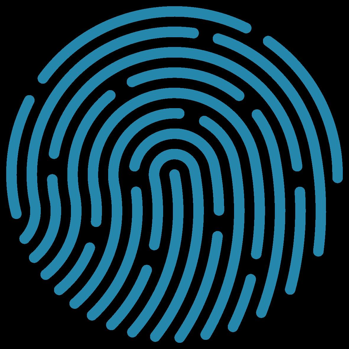 Stanze: Fingerabdruck ~ KAIT Solutions ~ IT-Dienstleistungen von oraïse für den Finanzmarkt